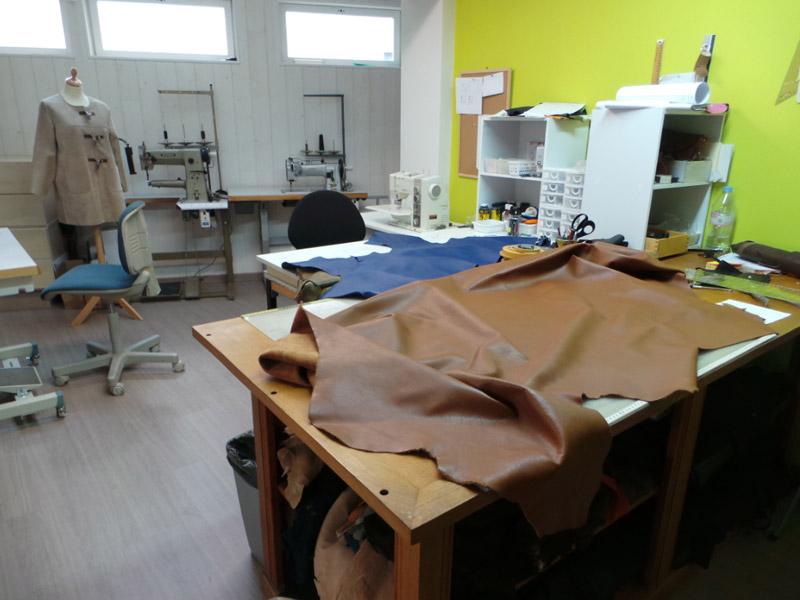Atelier Cuir et Création en Vendée