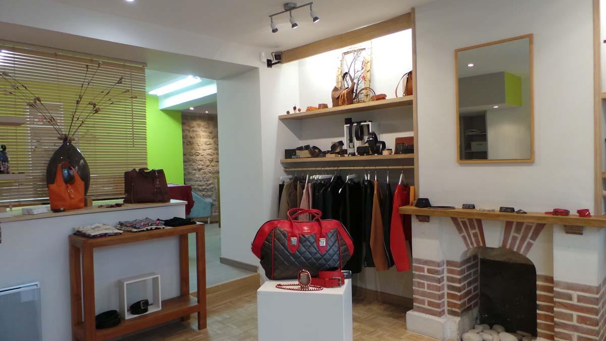 Boutique-Atelier Cuir et Creation - Vendee