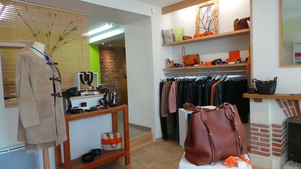 Boutique-Atelier Cuir et Creation en Vendee