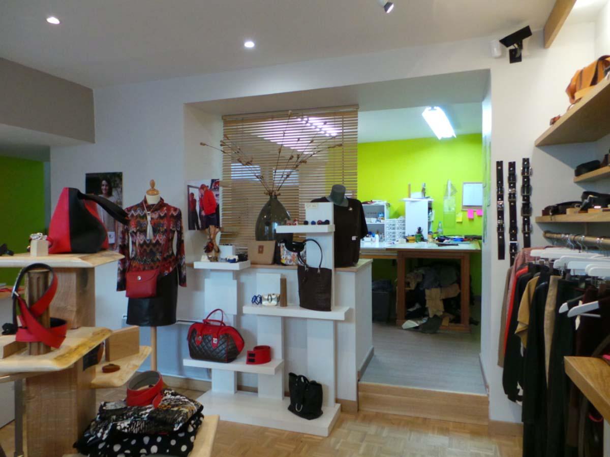Boutique-atelier Cuir et Creation