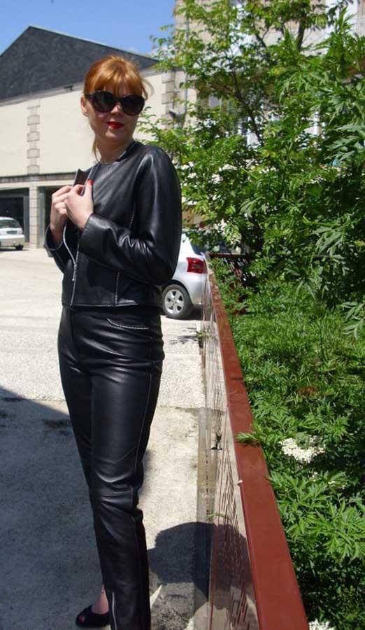 959fb4aaeed Vêtements en cuir. Cuir et Création à Fontenay-le-Comte en Vendée