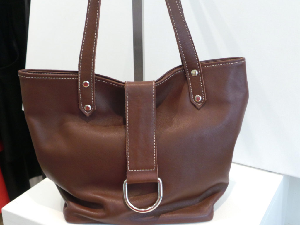 Sac en cuir Vogue