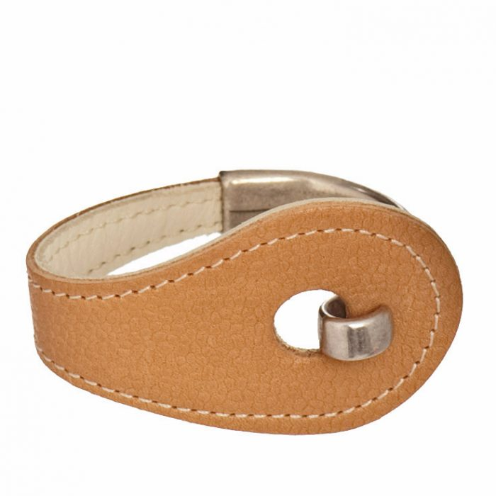 bijou cuir bracelet trou cuir et creation
